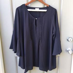 Avenue black blouse Plus size 18/20